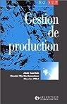 Gestion de production par Courtois