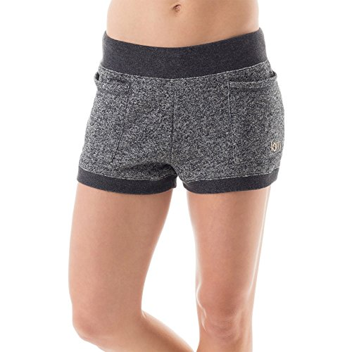 Asics KW2778 Women's Lounge Short, Black - S ()