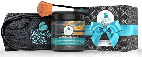 Dead Sea Mud Mask Luxury Gift Set - A Perfect Mother Day Gift - Perfect Day Spa at Home