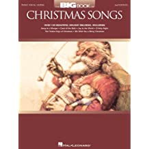 The Big Book of Christmas Songs Songbook (Piano-Vocal-Guitar Series)