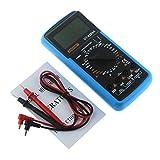 Rockrok Digital MultimeterDT-9205A LCD Electric Handheld Tester Meter AC DC
