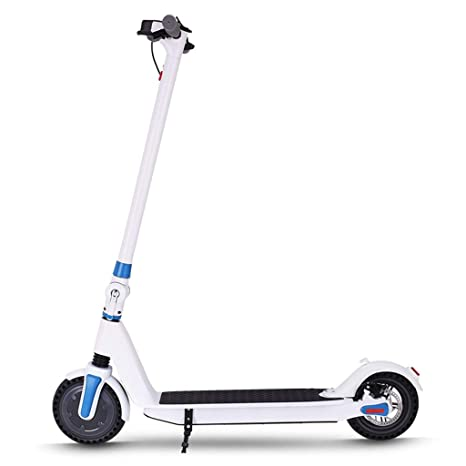 Patinetes ZXMEI Scooter Eléctrico for Adultos, Scooter De ...