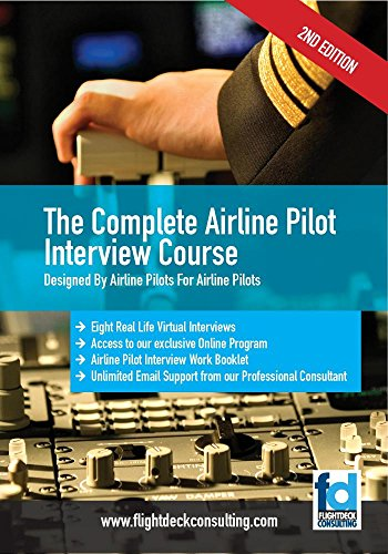 The Complete Airline Pilot Interview Course Non Us Format  Pal