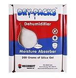 Dry-Packs DP200BOX-36pk 200gm Dehumidifying Box, Pack of 36, 36-Pack White