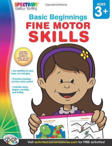 Fine Motor Skills, Grades Preschool - K (Basic Beginnings)