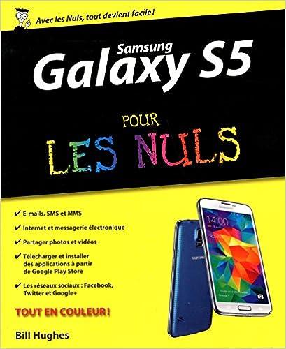 En ligne téléchargement gratuit Samsung Galaxy S5 Pour les Nuls pdf ebook