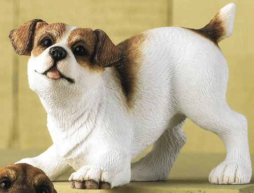 Parson Russell Terrier Figurine (Retired Country Artists - Parson Russell Terrier Puppy - CA04914 - Puppy Love)