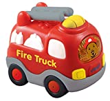 VTech Go! Go! Smart Wheels Fire Truck thumbnail
