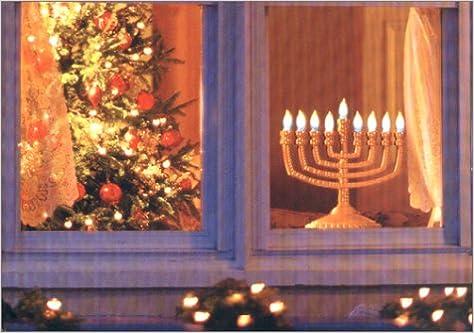 Menorah/Christmas Tree Cards – October, 2000 - Menorah/Christmas Tree: 0012615273595: Amazon.com: Books