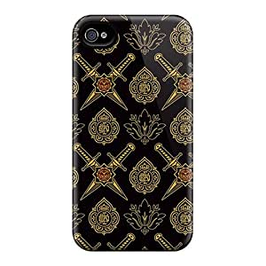 Fashionable Style Case Cover Skin For Iphone 4/4s- What Theeeee