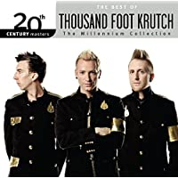 20Th Century Masters: The Best Of Thousand Foot Krutch - CD