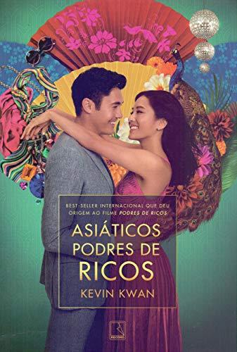 Asiáticos podres de ricos (Capa do filme) (Vol. 1 Podres de ricos)