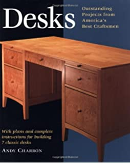 desks with plans and complete instructions for building seven classic desks projects book building office furniture