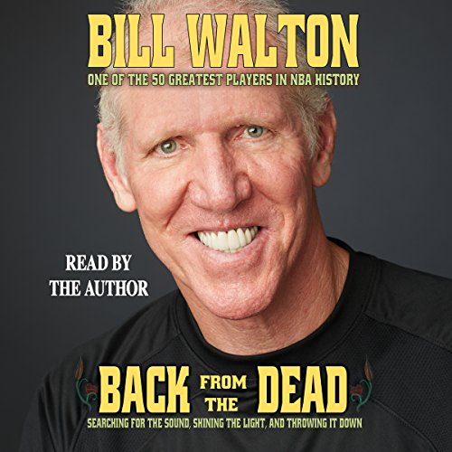 Back from the Dead Audiobook [Free Download by Trial] thumbnail