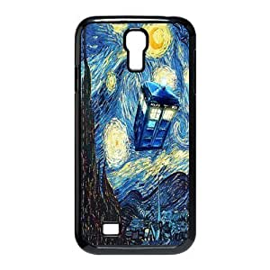 Customize Doctor Who Police Box Back For Case Iphone 5/5S Cover JNS4-1611
