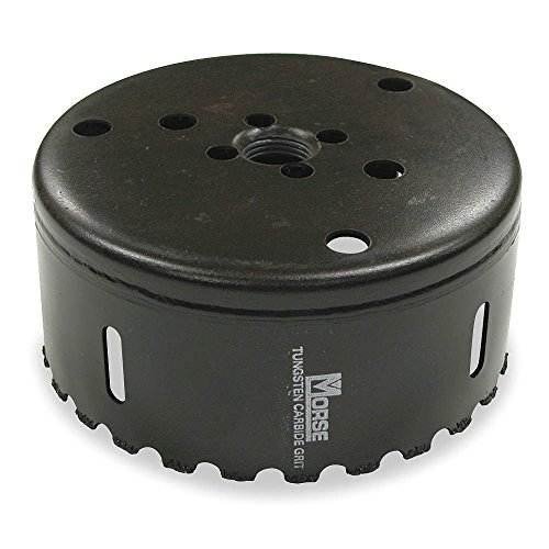 MK Morse Hole Saw ATCG88 5-12-Inch Diameter Tungsten Grit