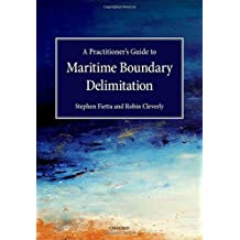 Practitioner's Guide to Maritime Boundary Delimitation
