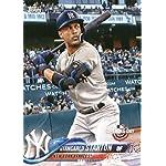 9df59510add 2018 Topps Opening Day  60 Giancarlo Stanton New York Yankees Baseball Card