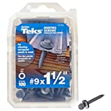 ITW Brands 21404 9 x 1-1/2'' Roof Screw