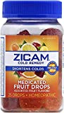 Zicam Cold Remedy Medicated Fruit