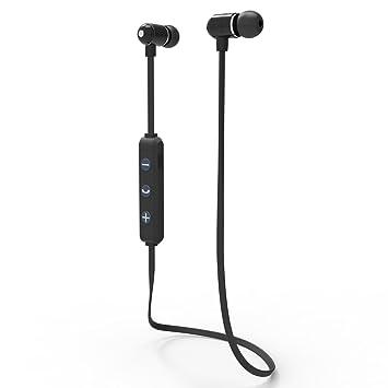Equipo estéreo de auriculares Bluetooth SONYXER® clip inalámbrico con Bluetooth y de Auriculares de diadema