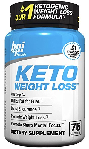 Keto Weight Loss is A Ketogenic Fat Burner - Formulated for
