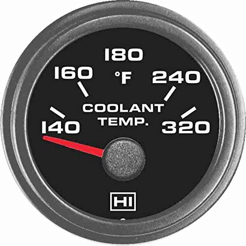 Hewitt Industries Ranking TOP14 Universal Coolant New Orleans Mall Gauge Temperature Kit