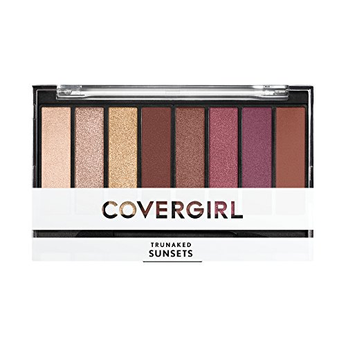 Covergirl Trunaked Palette Expansion Eye Shadow Palette, Sun