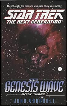 Book The Genesis Wave: Bk.3 (Star Trek: The Next Generation)