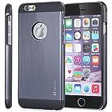 Apple iPhone 6 Case, Vena [vFit] Metal Brushed Aluminum Durable Slim Fit Case Hard Cover for Apple iPhone 6 (4.7