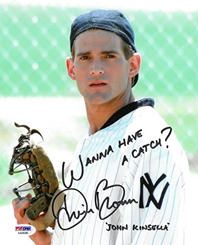 Dwier Brown Signed Field of Dreams Authentic Autographed 8x10 Photo PSA/DNA ()