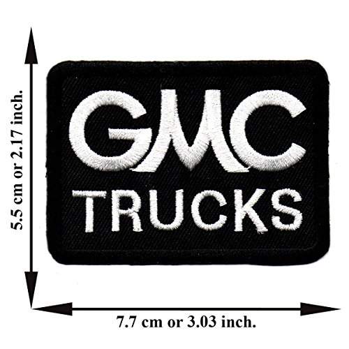MINEJ GMC Trucks 4x4 Car Diesel Racing Motor Logo V03 App...