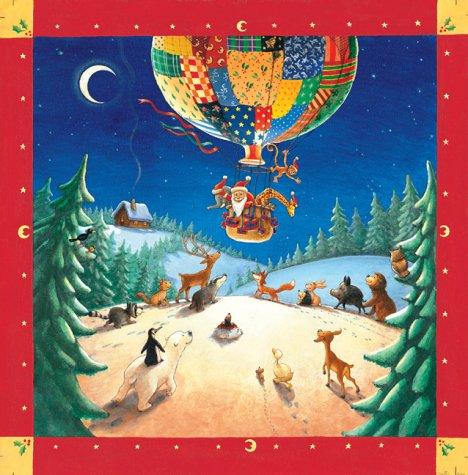 Ankunft des Weihnachtsmanns: Verwandelkalender