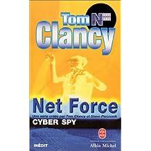 NET FORCE : CYBER SPY