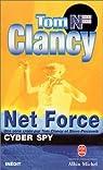 Net force : Cyber Spy par Clancy