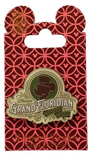 WDW Trading Pin - Grand Floridian Resort and Spa