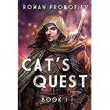 Cat's Quest Book 1: A LitRPG series