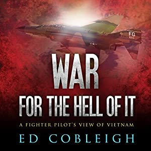 War for the Hell of It Audiobook