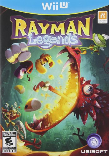 Rayman Legends - Super Mario Land 1