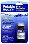 Potable Aqua Water Treatment Tablets-300 Count by Potable Aqua