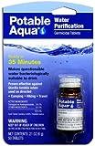 Potable Aqua Water Treatment Tablets-100 Count