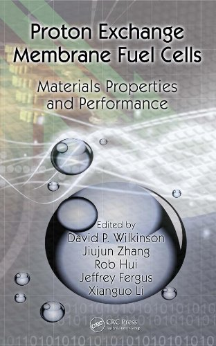 Proton Exchange Membrane Fuel Cells: Materials Properties and Performance (Green Chemistry and Chemical Engineering)