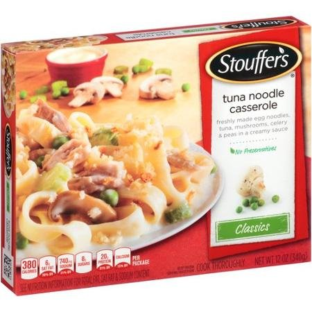 Stouffer's, Tuna Noodle Casserole, 12 Oz. (12 Count) by Stouffer's