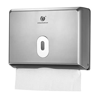 3be8452b48a Amazon.com  Anself CHUANGDIAN Wall-Mounted Bathroom Tissue Dispenser  Home    Kitchen