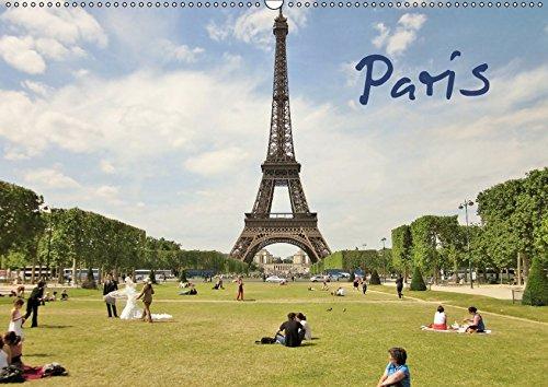 Paris (Wandkalender 2018 DIN A2 quer): Perspektiven aus Paris (Monatskalender, 14 Seiten ) (CALVENDO Orte) [Kalender] [Apr 01, 2017] ViennaFrame, k.A.