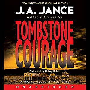 Tombstone Courage Audiobook