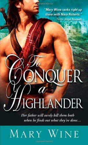 mary wine highlander series - 3