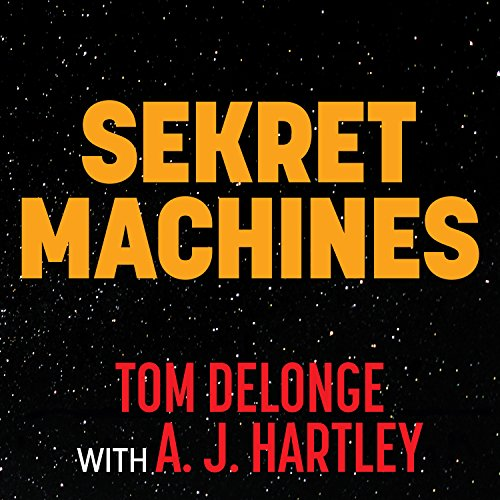 Chasing Shadows: Sekret Machines Series, Book 1 by Tantor Audio