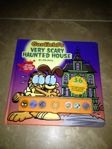 Garfield's Very Scary Haunted House Sound Book