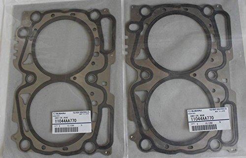 - Genuine Subaru WRX STI OEM Cylinder Head Gasket Set 11044AA770 Legacy GT Forester XT 2.5